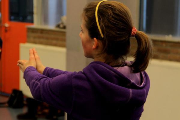 Workshop Stepping Brugge
