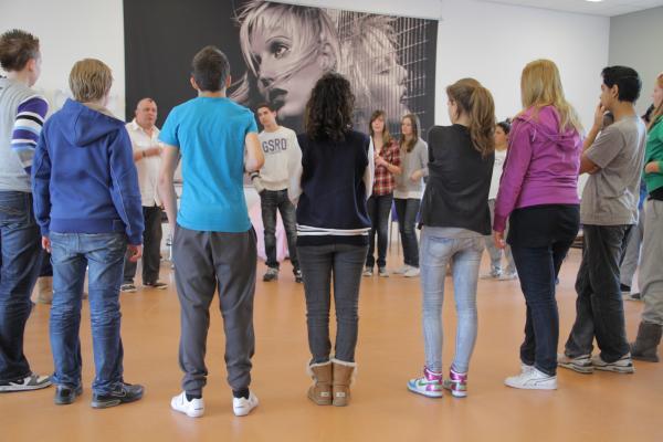 Workshop Theatersport Brugge