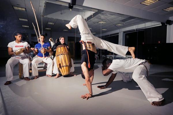 Workshop Capoeira Brugge