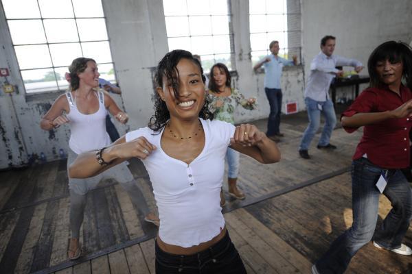 Workshop Streetdance Brugge