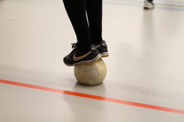Workshop Pannavoetbal Brugge